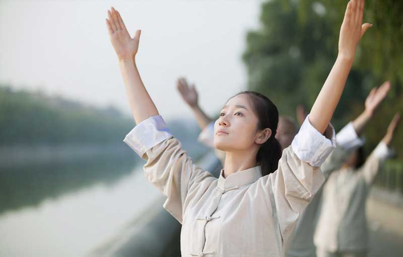 Wing Chun Qi Gong Wellness Class